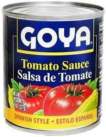 Sauces & Marinades: Goya Tomato Sauce