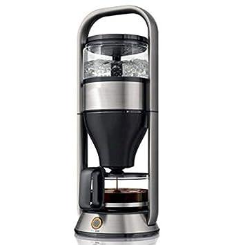 LNDDP Máquina café, máquina café en casa, cafetera automática ...