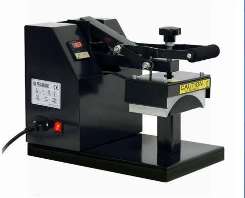 Hat Press Machcine Heat Press for Hats Transfer Printer for Hats 110V/220V by KUNHEWUHUA (Image #2)