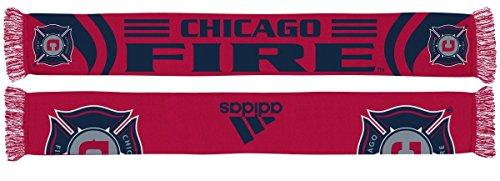 - Chicago Fire adidas Corner Kick Fan Scarf