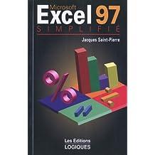 Excel 97 simplifie