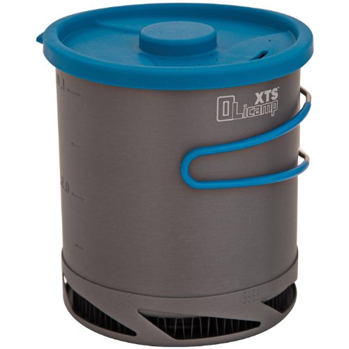 Cheap Olicamp Hard Anodized XTS Pot (1-Litre)