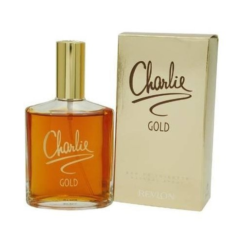 Charlie Gold for Women by Revlon 3.3 oz EDT Spray