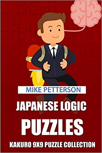 Amazon com: Japanese Logic Puzzles: Kakuro 9x9 Puzzle