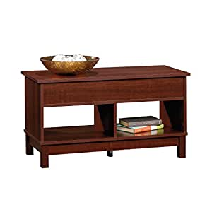 Amazon Com Sauder Kendall Square Lift Top Coffee Table
