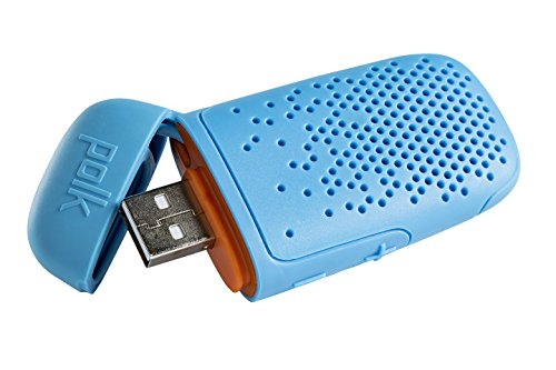 Amazon.com: Polk Audio BITE-A Boom Bit Blue: Electronics