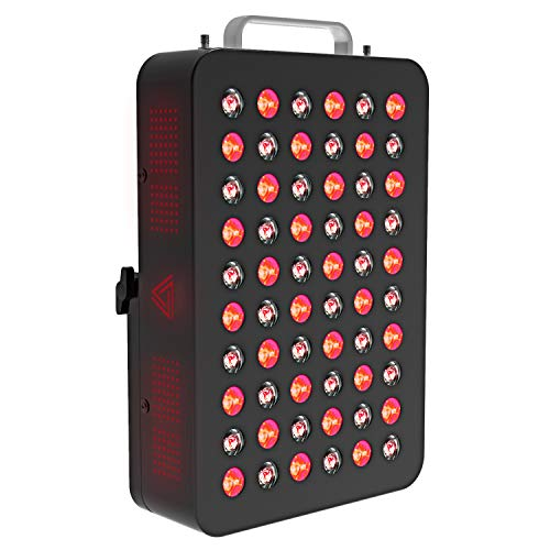 Buy Red Light Therapy Device, 660&850nm FDA Cleared Near Infrared Led Light Therapy, Clinical Grade ...