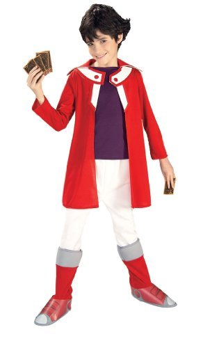 Jaden Yuki Child Costume -