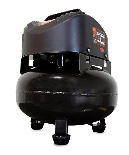WEN 2286 6-Gallon Oil-Free Pancake Air Compressor, 150 PSI
