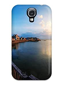 New Arrival Beautiful Sunset HDsTMvw6817onCQX Case Cover/ S4 Galaxy Case