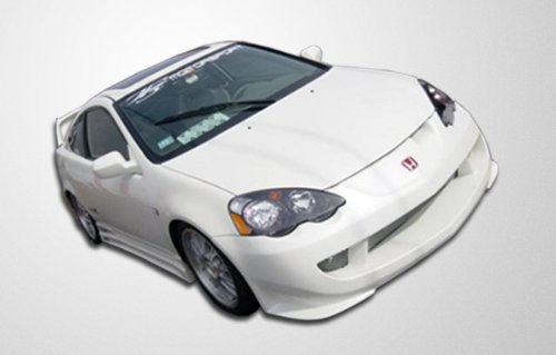 2002-2006 Acura RSX Duraflex Type M Kit - Includes Type M Front Bumper ( 100309), Type M Sideskirts (100311), Type M Rear Bumper (100310), Type M Wing (105228) - Duraflex Body Kits