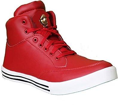jordan red shoes