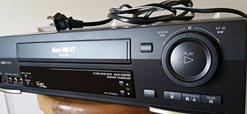JVC HR-S7800u VCR Super VHS Stereo VCR by JVC