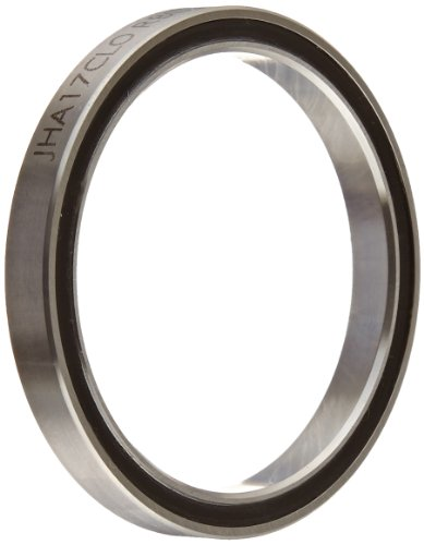 RBC JHA17CL0 Thin Section Ball Bearing, Sealed, Radial C-Type, 1.75