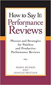 it performance review