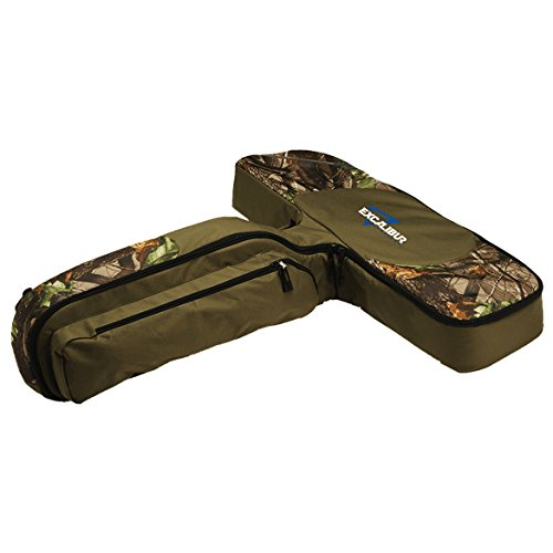 Excalibur 6008 Semi-Rigid Deluxe T-Form Padded Crossbow Crossbow Case