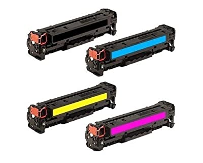 Toner Eagle © Compatible Toner Cartridge for use in Hewlett Packard (HP) Color LaserJet Pro CP1525nw.