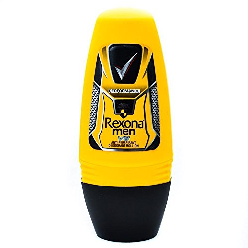 Price comparison product image New Rexona Men Performance V8 Antiperspirant Deodorant Roll on 40ml