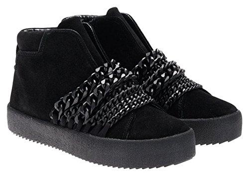 Kendall + Kylie Duke Womens Sneakers Nero Nero
