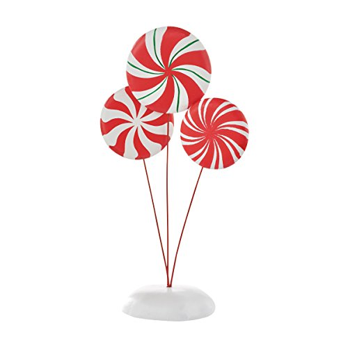 Department 56 Village Peppermint Trees Accessory 4.65 In