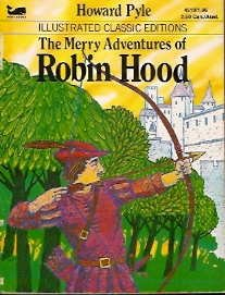 Download The Merry Adventures of Robin Hood (Illustrated Classic Editions, 4513) ebook