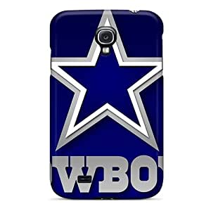 Galaxy S4 Hard Back With Bumper Cases Covers Dallas Cowboys