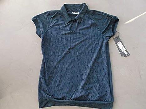 Lija absorbe la humedad Ladies Golf Polo para hombre Blackberry XL ...