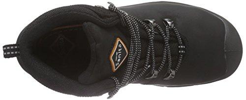 Sanita San-safe Colorado Boot - Calzado de protección Unisex adulto Negro - Schwarz (Black 2)