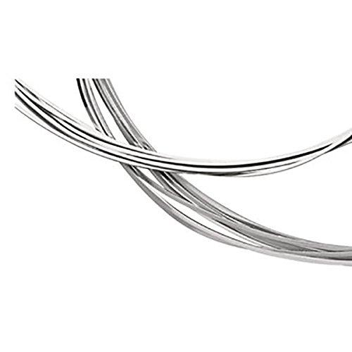 Amazon.com: Silver Wire Solder, Hard, 20 Gauge, 3 Feet, Cadmium-free ...