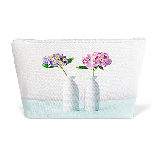 - Westlake Art - Vase Flower - Pen Pencil Marker Accessory Case - Picture Photography Office School Pouch Holder Storage Organizer - 13x9 inch (F87CA)