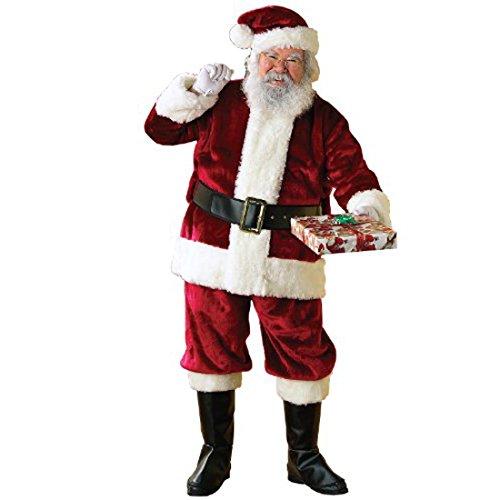 Rubie's 3X-Large Crimson Regency Plus Santa Costume
