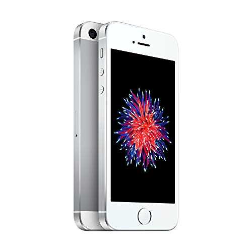 Tracfone Apple iPhone SE 4G LTE Prepaid Smartphone (32GB - Silver)
