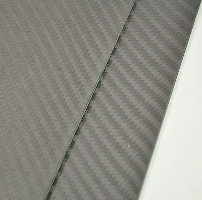 FidgetGear 100x400x2.0mm 100% Carbon Fiber Plate Panel Sheet 2mm Thickness from FidgetGear