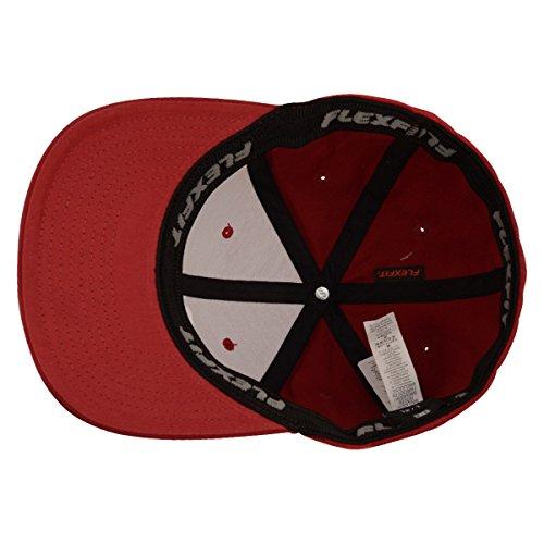 de hombre Red Gorra Flexfit Cap DC 2 Rio Shoes Star 1fqYYO