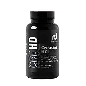 Cre HD Creatine HCL Capsules