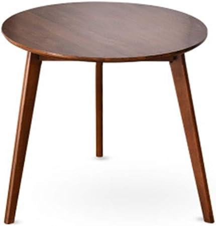 C-Bin1 Muebles Retro, a Prueba de Humedad fácil de Instalar Mesa Cafetería Librería Balcón Resto Mesa Adecuada for 2-4 Personas Consuelo (Color : A, Size : 50 * 50CM): Amazon.es: Hogar