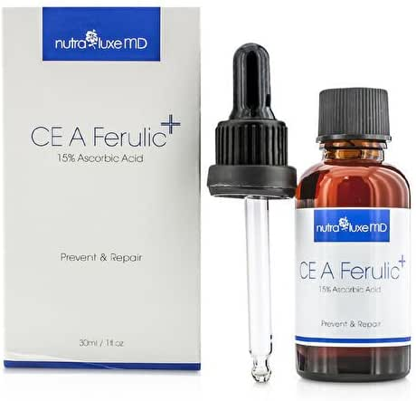 NutraLuxe MD CE A Ferulic with 15% Ascorbic Acid (1 OZ)