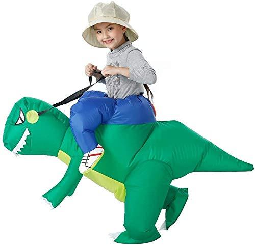 Inflatable Dinosaur Costume, Halloween T-Rex Costume Inflatable