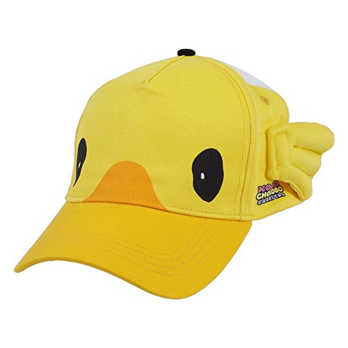 Learplay FF15 Moogle Chocobo Funny Cap Halloween Costumes for Adult