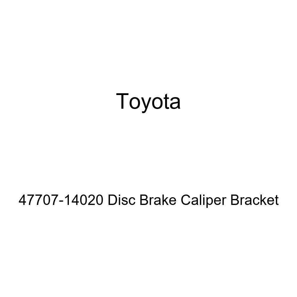 Toyota 47707-14020 Disc Brake Caliper Bracket