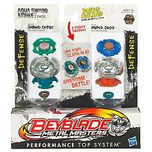 Beyblade Aqua Sword Strike (W145RS + SW145JB) by Beyblade