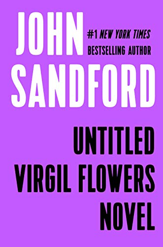 Product picture for Untitled Virgil Flowers (A Virgil Flowers Novel) by John Sandford
