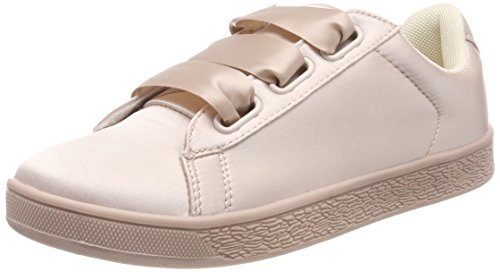 Satin Baskets Femme Bianco Bianco Sneaker Baskets Femme Satin Satin Bianco Sneaker XwXCqvAnI