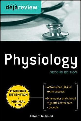 Kết quả hình ảnh cho Deja Review - Physiology