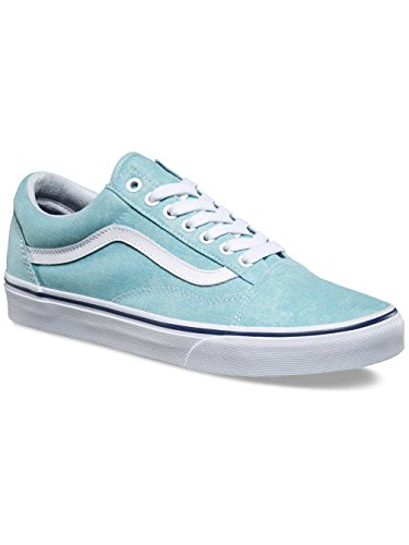 Vans Unisex Old Skool Classic Scarpe Da Skate Blue Radiance / Crown Blue