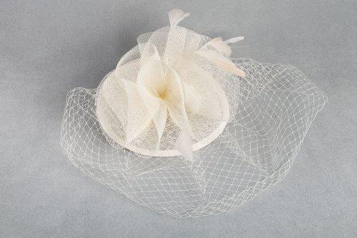 30 White Swirled Glass - 4