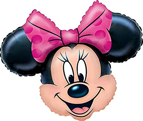 Amazon.com: Minnie Mouse suministros de fiesta de tercer ...