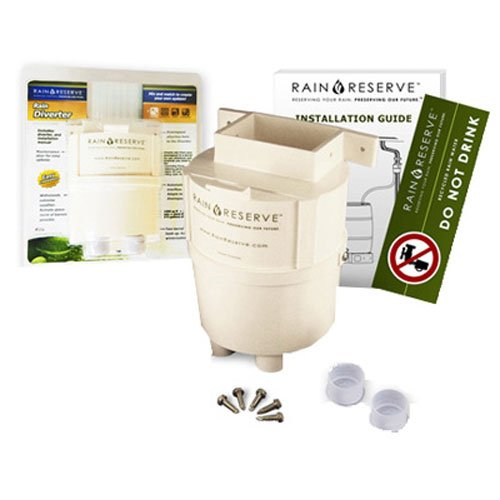 Rain Reserve 2012315 Rain Barrel Diverter Weathervane by Rain Reserve