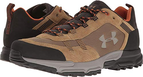 (Under Armour Men's Post Canyon Low Cross-Trainer Shoe, Saddle (257)/Cannon, 8)