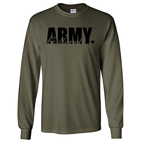 Army Girlfriend T-shirt - 1